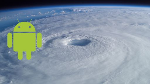 O seu smartphone pode ajudar na prevenção de desastres naturais