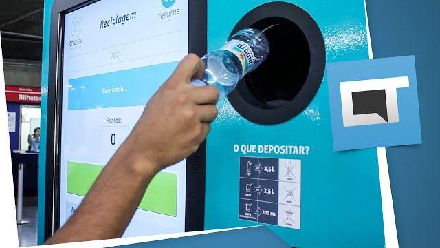 Retorna Machines: transforme sua garrafa PET vazia em vantagens [Dicas e Matéria