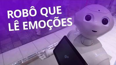 Pepper, um robô que lê emoções humanas [CT Inovação]