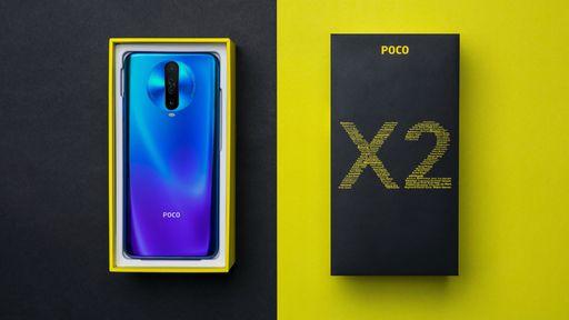 Poco X2: marca de baixo custo da Xiaomi volta com estilo. E preço imbatível