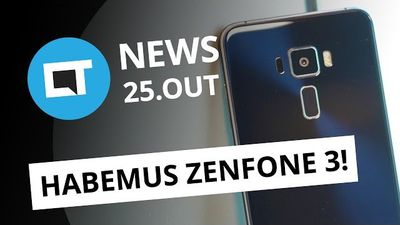 Zenfone 3, chamadas de vídeo no WhatsApp, especificações do Galaxy S8 e mais