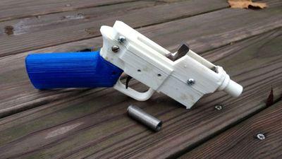 Trump é processado por permitir tutoriais de armas de fogo para impressoras 3D