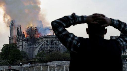 Incêndio na Catedral de Notre Dame é prato cheio para mentiras em redes sociais