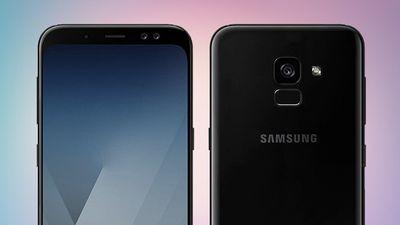 Samsung Galaxy A8 é anunciado com tela infinita e câmera dupla para selfies