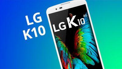 """LG K10: melhor modelo da linha """"para jovens"""" da fabricante [Análise]"""