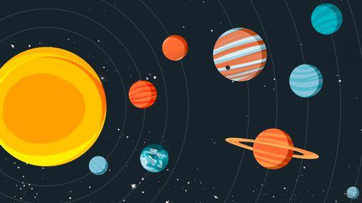 A origem mitológica dos nomes de planetas e luas do Sistema Solar