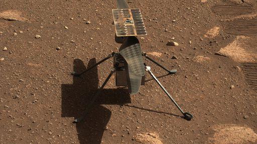 Ingenuity move suas hélices e se prepara para voar em Marte; veja o video