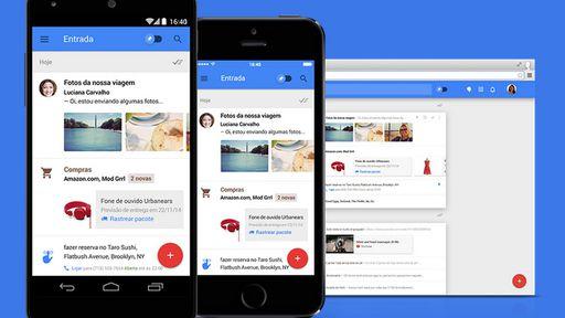 Google testa novas opções de busca no Inbox