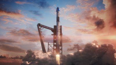 SpaceX vai fazer primeiro teste com nova nave para a NASA em janeiro de 2019
