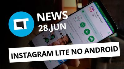 Instagram Lite; Galaxy Note 9; Hacks do Nintendo Switch e + [CT News]