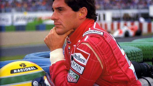 Chay Suede deve viver Ayrton Senna em série da Netflix