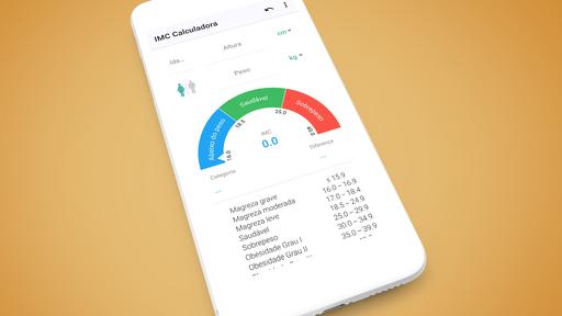 Melhores apps para calcular o IMC pelo celular