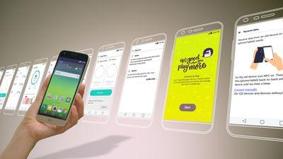 LG apresenta nova interface Android que virá com o G5
