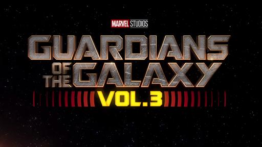 Guardiões da Galáxia vol. 3 ganha data de estreia e logo oficial