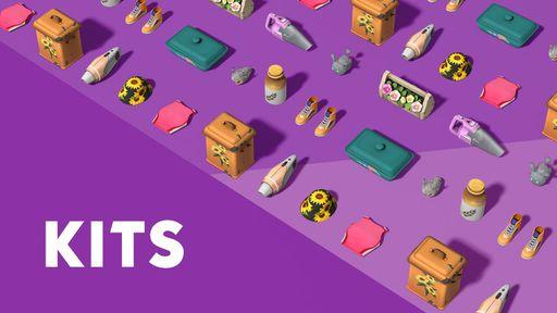 The Sims 4 lança Kits, pequenas coleções de objetos