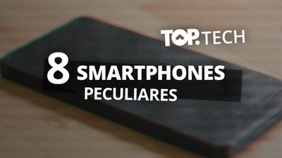 8 smartphones estranhos [Top Tech]