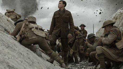 Crítica | 1917 é um filme de guerra que carrega a urgência de um mundo em paz