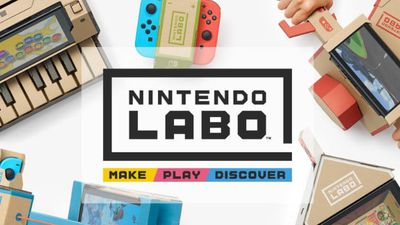Realidade virtual finalmente chega ao Nintendo Switch com novo kit do Labo