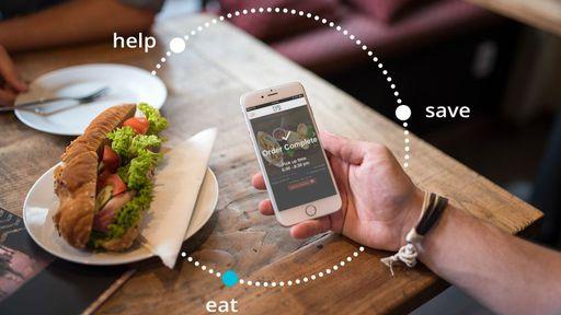 Apps permitem comprar restos de comidas de restaurantes com desconto de 80%
