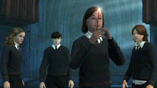 Warner lança trailer de Harry Potter para Kinect