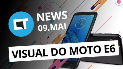 Câmera de 64MP da Samsung; Design do Motorola One Vision e Moto E6 e + [CT News]