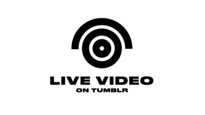Tumblr lança serviço de vídeo ao vivo