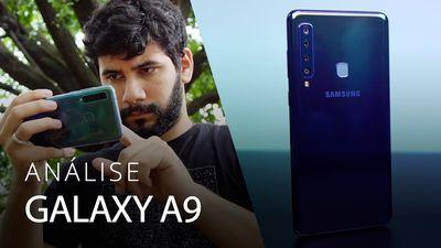 Análise | Samsung Galaxy A9: quatro câmeras na traseira