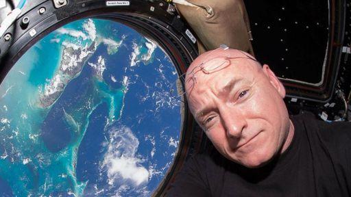 O que aconteceu com o organismo do astronauta Scott Kelly no espaço?