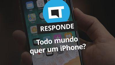 """Por que """"todo mundo"""" quer um iPhone? [CT Responde]"""