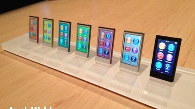 Apple dá adeus ao iPod Nano e ao iPod Shuffle