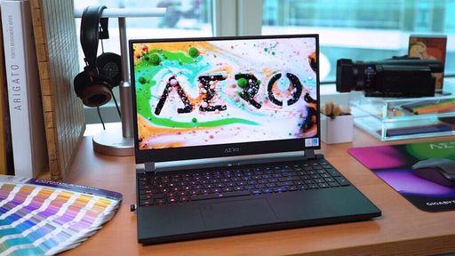 Gigabyte anuncia novos notebooks Aero 15 e 17 com tela AMOLED e RTX 3080
