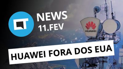 Vídeos offline em Full HD no YouTube; Huawei fora dos EUA e + [CT News]