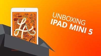 iPad mini 2019 com processador de iPhone XS [Unboxing e hands-on]