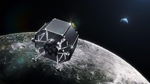 Empresa japonesa revela novo módulo lunar que será lançado em 2024