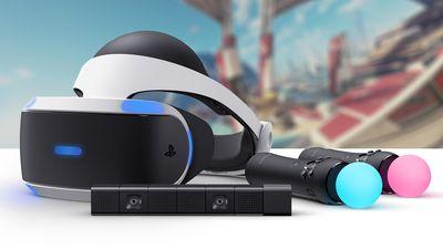 Sony promete lançar pelo menos 130 títulos para o PlayStation VR este ano
