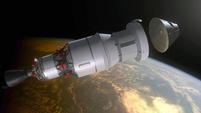 NASA conclui primeiro teste com nave que poderá levar humanos a Marte