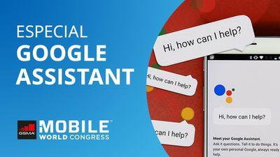 Novidades do Google Assistente no MWC 2019