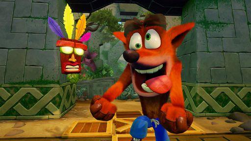Crash Bandicoot ganha coletâneas comemorativas de 25 anos