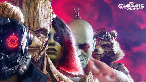 Preview Marvel's Guardians of the Galaxy | Caótico até demais