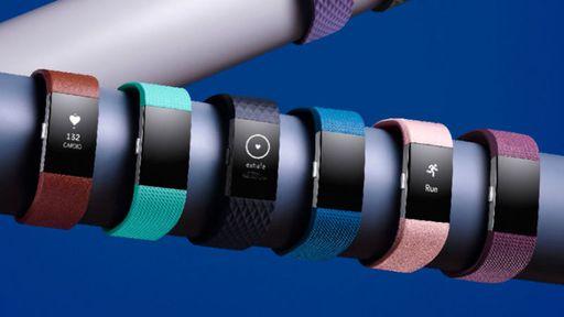 Fitbit anuncia novos relógios fitness Charge 2 e Flex 2