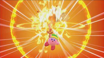 Kirby chega ao Switch engolindo tudo o que vê pela frente em 2018