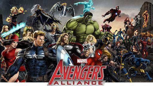 Disney vai desligar os servidores de Marvel: Avengers Alliance