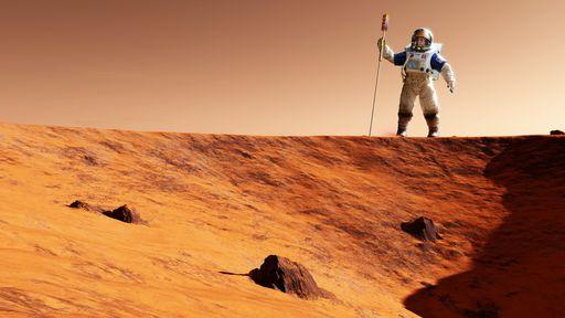 Estudo mostra que não é possível terraformar Marte com as tecnologias atuais