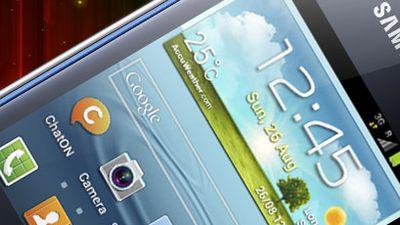 Samsung anuncia o lançamento do smartphone Galaxy Music
