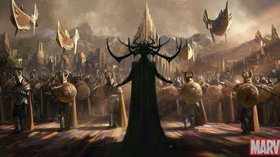 """Doutor Estranho dá as caras no novo trailer de """"Thor: Ragnarok"""""""