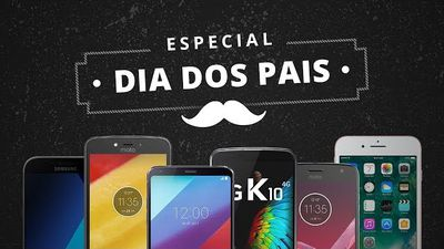O melhor smartphone para o seu pai [Dia dos Pais]