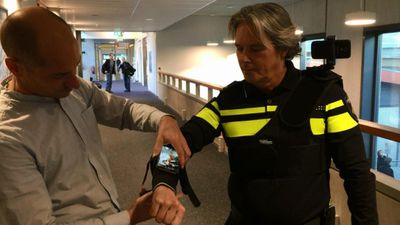 Polícia holandesa vai usar realidade aumentada para combater o crime