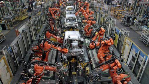 """Mapa mostra quais estados dos EUA terão indústria """"robotizada"""""""