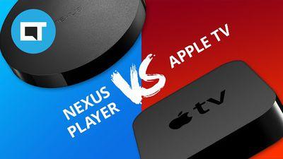 """Apple TV VS Nexus Player: qual o melhor dispositivo para tornar sua TV """"smart"""" [Comparativo]"""