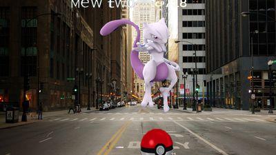 Mewtwo aparece em evento de Pokémon GO no Japão